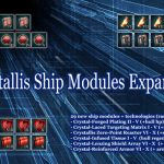 Crystallis Ship Modules Expansion Mod for stellaris 1.2.3