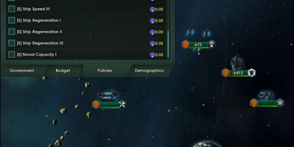 Edicts++ for Stellaris