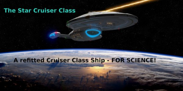 Science Cruiser Mod 1