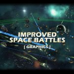 [Graphics] Improved Space Battles for Stellaris for 1.2.5