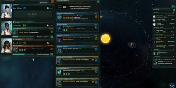 Increased Research Window Size Mod 1