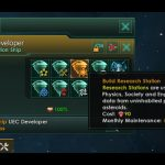 No Research Station Maintenance for Stellaris