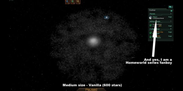 Stellar Galaxies Mod 2