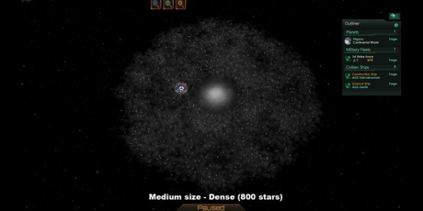 Stellar Galaxies Mod 3