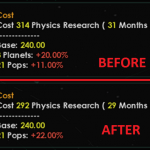 Better Tech Scaling Mod for stellaris