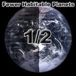 Fewer Habitable Planets Mod for Stellaris