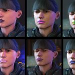 Lipstick Pack Mod for Stellaris