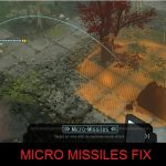 Micro Missiles Fix for Stellaris