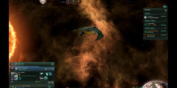 Romulan Ships and Portraits Mod 1