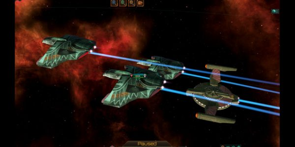 Romulan Ships and Portraits Mod 2