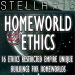 Homeworld Ethics Mod for Stellaris 1.2.5