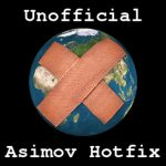 Unofficial Asimov Hotfix Mod for Stellaris